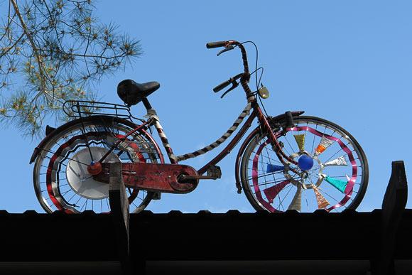 Усталый велосипед